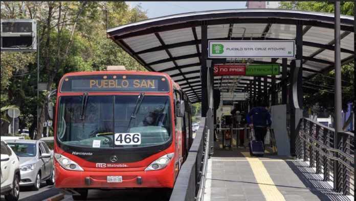 Línea 3 del Metrobús