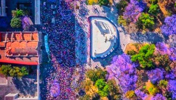 Desplegarán 2 mil 700 policías durante marcha del 8M en CDMX