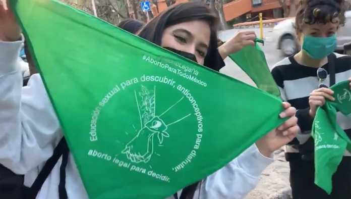 Congreso Puebla despenalización del aborto