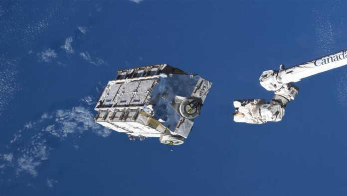 Baterías que arrojan a la NASA