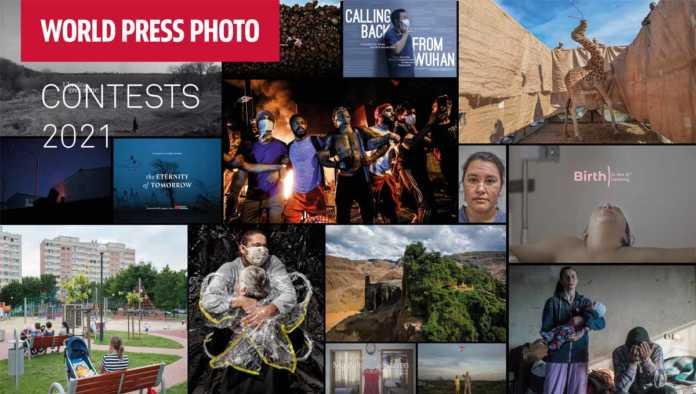 Nominados al World Press Photo 2021