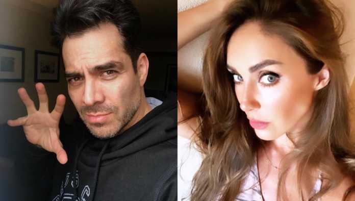 Omar Chaparro y Anahí