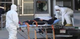Hospitalización por Covid-19 en México