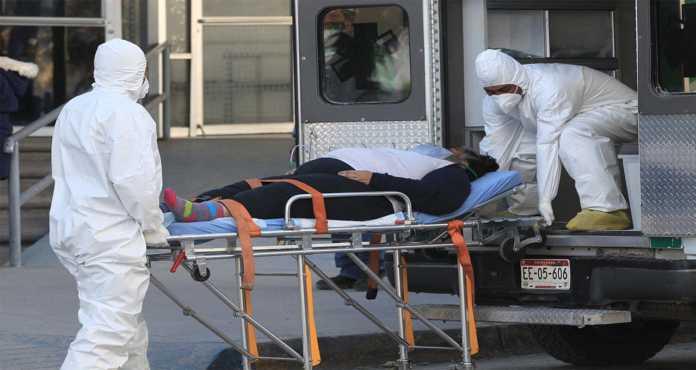 Suman 188 mil 44 muertes por Covid-19 en México