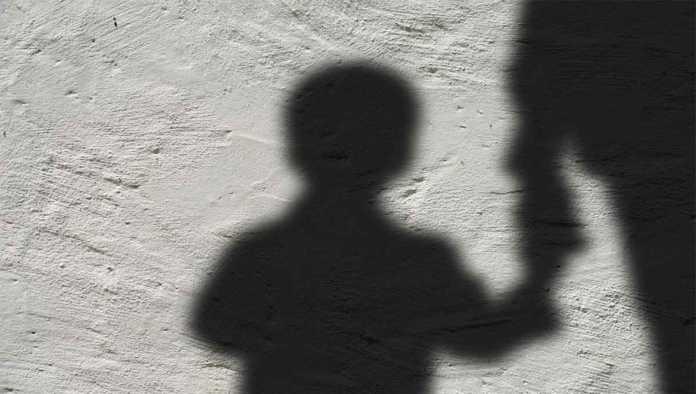 Sombra de un niño