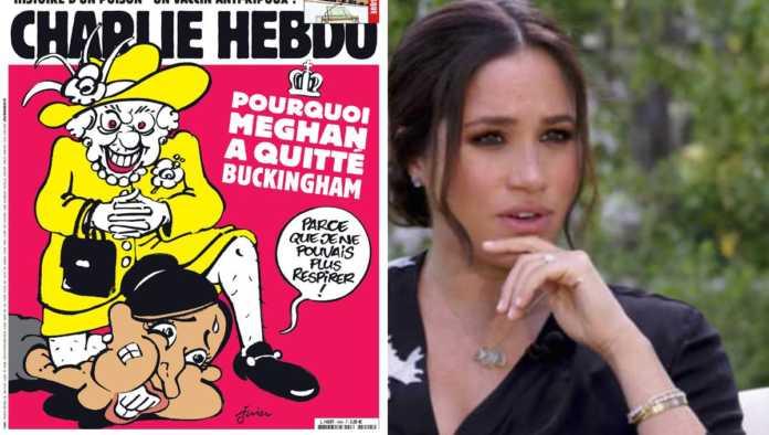 Portada de Charlie Hebdo