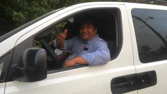 Donato Vargas, precandidato de Morena
