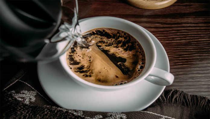 Café soluble sin cafeína