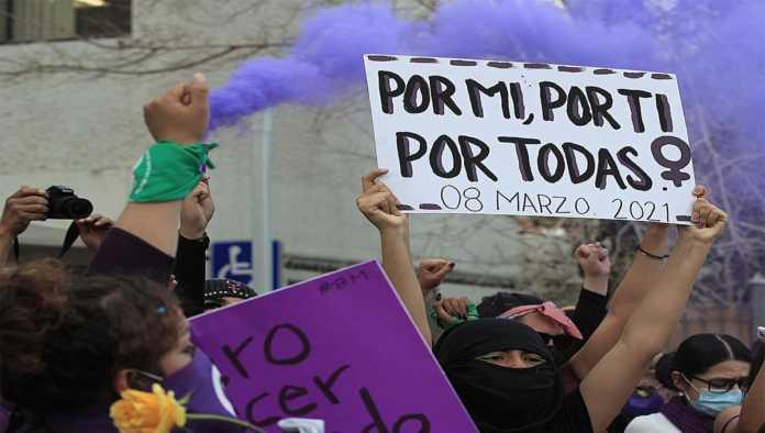 Protesta del 8M