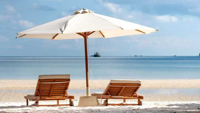 Sillas para playa