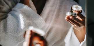 Crema para rutina de skincare