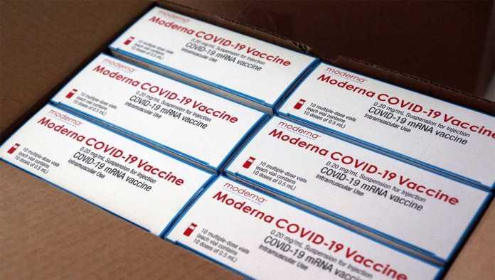 Vacunas de Moderna