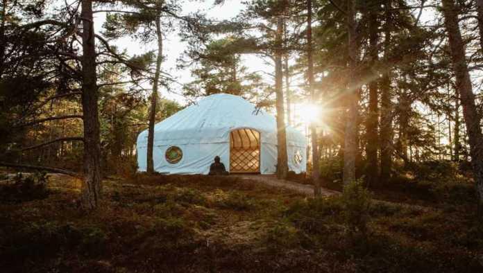 Cabaña en SuperShe Island