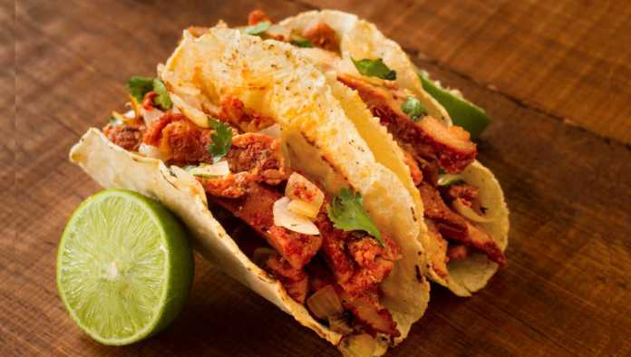 ¿Cuáles son los cinco tacos favoritos de los mexicanos?