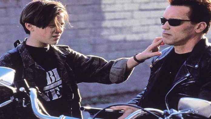 Escena de Terminator