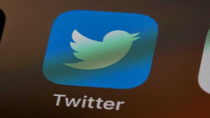 Logo de app de Twitter