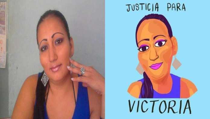 Victoria Esperanza Salazar
