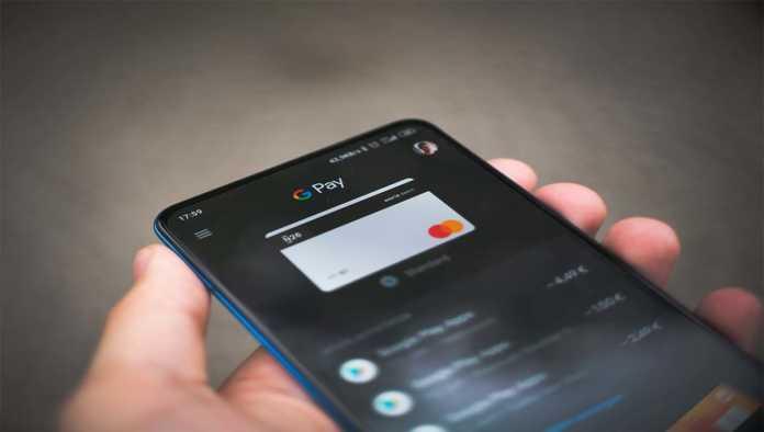 App de tarjeta de Visa