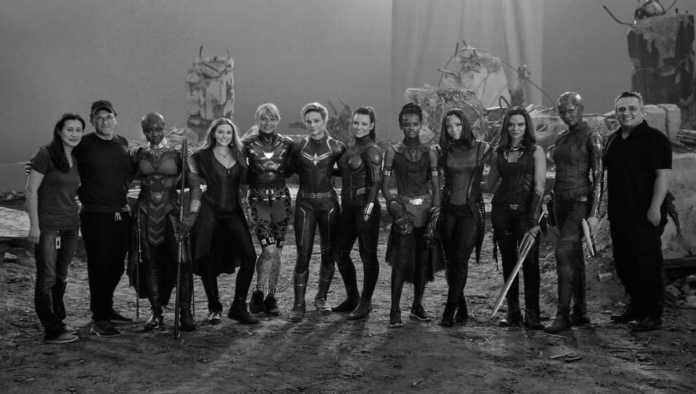 Elenco femenino de Avengers