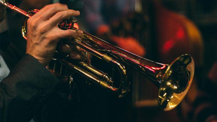 Trompeta para tocar jazz