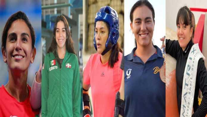 Atletas mexicanas que competirán en Tokio 2020