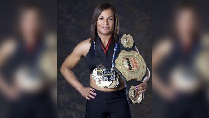 Preparan biopic de Fallon Fox, la primera peleadora de artes marciales transgénero