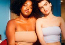 Mujeres que practican body positive