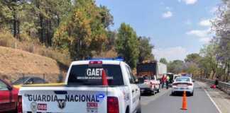 Imagen de una carretera México-Cuernavaca
