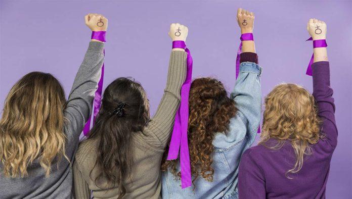 Feministas contra la violencia de género