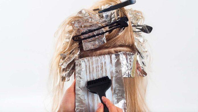 Cuidados para teñir el cabello
