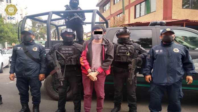 Primer detenido por la Ley Olimpia en CDMX