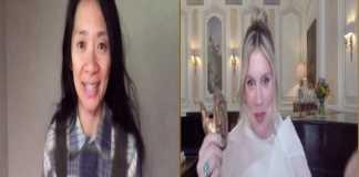 Chloé Zhao y Emerald Fennell