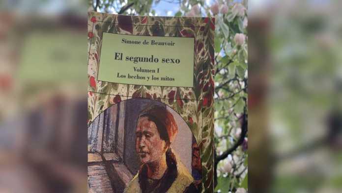 Portada de El Segundo Sexo de Simone de Beauvoir