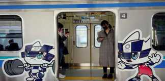 Tren de Tokio 2020