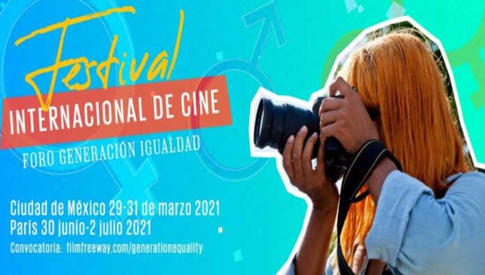 Festival Internacional de Cine Generación igualdad