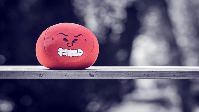 Representación de la ira