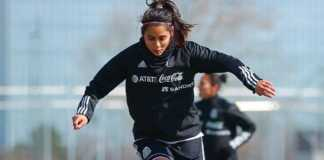 Futbol femenil Selección Mexicana