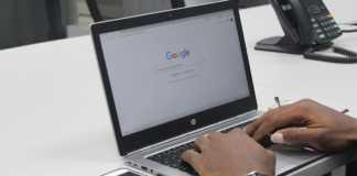 Pantalla de Google para Home Office