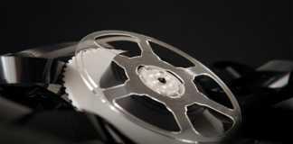 Cinta para grabar película