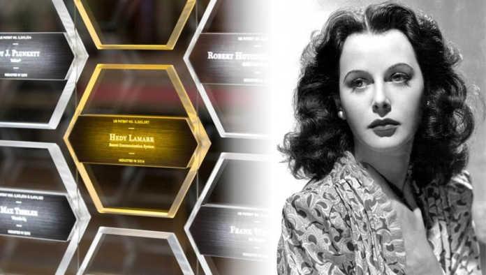 Hedy Lamarr
