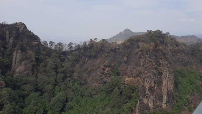 Parque del Tepozteco