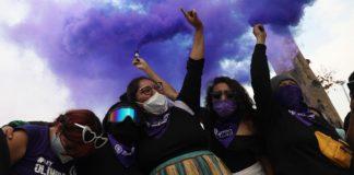 Feministas celebran aprobación de Ley Olimpia