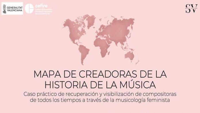 Mapa de compositoras