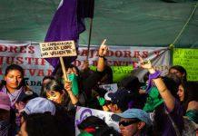 Protesta feminista