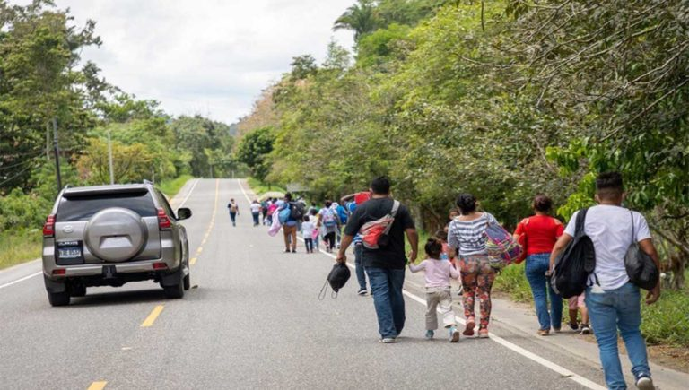 INM alerta a migrantes para que eviten ser víctimas de fraude sobre amparos otorgados en Chiapas
