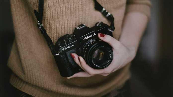 Fotógrafa de modelos