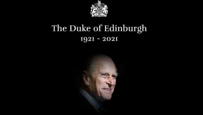 Las redes sociales reaccionan a la muerte del príncipe Felipe II
