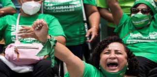 Mujeres luchan por el aborto seguro en América Latina
