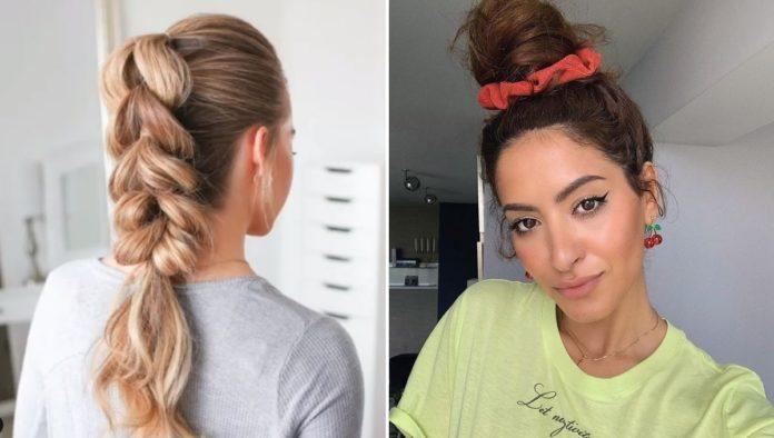 5 peinados con estilo, sencillos y frescos para que sobrevivas al calor
