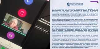Video de profesor de la Universidad de Guadalajara
